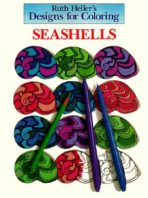 Image for Designs for Coloring: Seashells