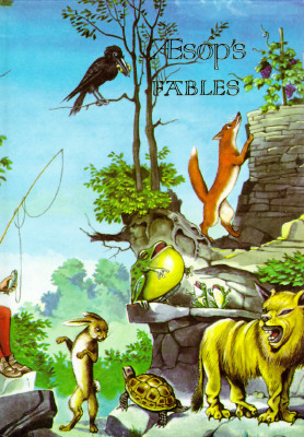 Image for Aesop's Fables (Illustrated Junior Library)