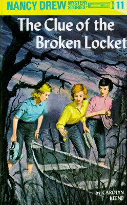 Image for Clue of the Broken Locket, The