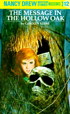 Image for MESSAGE IN THE HOLLOW OAK NANCY DREW #12