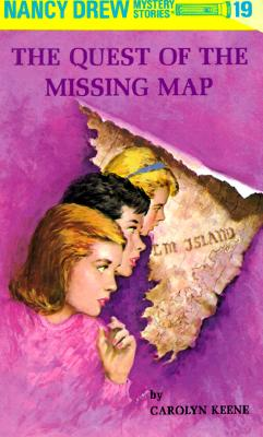 Image for The Quest of the Missing Map (Nancy Drew, Book 19)