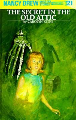 Image for SECRET IN THE OLD ATTIC NANCY DREW #21