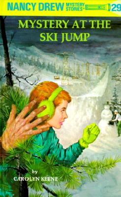 Image for MYSTERY AT THE SKI JUMP NANCY DREW MYSTERY #29