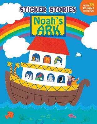 Noah's Ark (Sticker Stories), Lacome, Julie