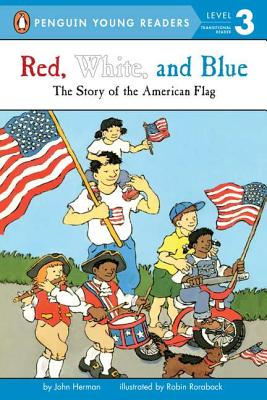 Image for Red, White, and Blue (Penguin Young Readers, L3)
