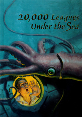 20,000 Leagues Under the Sea, Verne, Jules; Bonner, Anthony