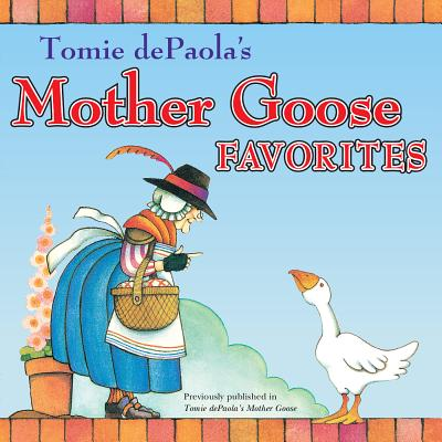 Image for Tomie dePaola's Mother Goose Favorites (Reading Railroad)