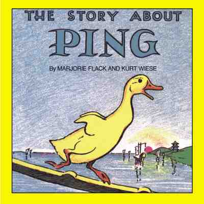 STORY ABOUT PING, MARJORIE FLACK