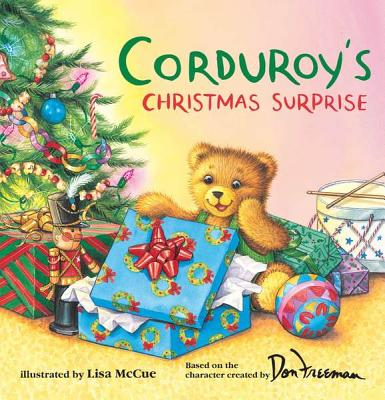 Image for CORDUROY'S CHRISTMAS SURPRISE