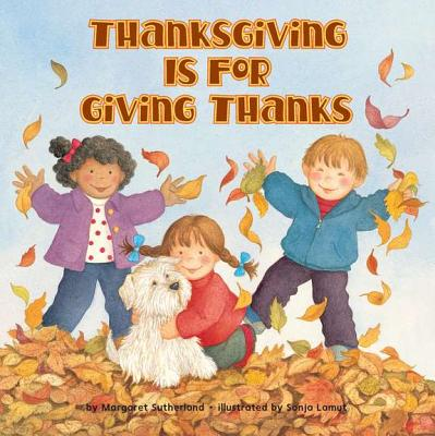 Image for Thanksgiving Is for Giving Thanks (Reading Railroad)