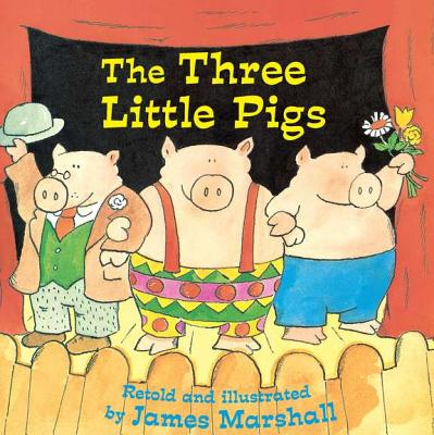 Image for Three Little Pigs, The