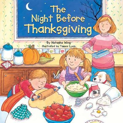 Image for NATASHA WING'S THE NIGHT BEFORE THANKSGIVING