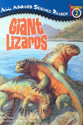 Image for Giant Lizards