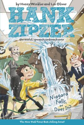 Image for NIAGRA FALLS, OR DOES IT? HANK ZIPPER; THE MOSTLY TRUE CONFESSIONS OF THE WORLD'S BEST UNDERACHIEVER