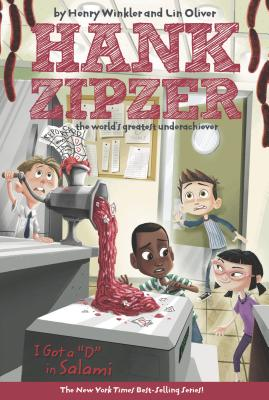 Image for I GOT A D IN SALAMI HANK ZIPZER; THE WORLD'S GREATEST UNDERACHIEVER