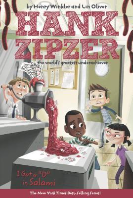 I Got a D in Salami #2 (Hank Zipzer), Henry Winkler, Lin Oliver