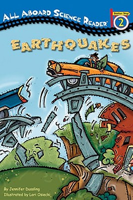 EARTHQUAKES, JENNIFER DUSSLING