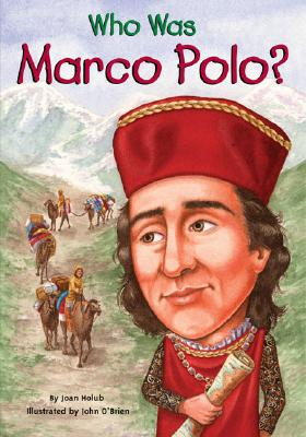 Image for Who Was Marco Polo? (Who Was...?)