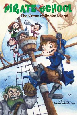 Image for The Curse of Snake Island #1 (Pirate School)