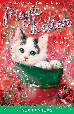 Image for A Christmas Surprise (Magic Kitten)