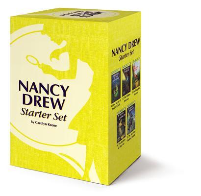 Image for Nancy Drew Starter Set - Books 1-5