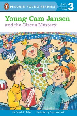 Image for Young Cam Jansen and the Circus Mystery