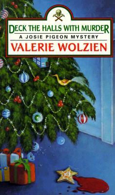 Image for Deck The Halls With Murder (A Josie Pigeon Mystery)