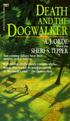 Image for Death and the Dogwalker