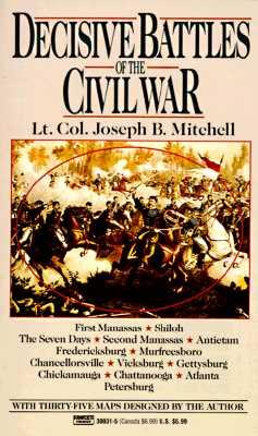 Image for Decisive Battles of the Civil War