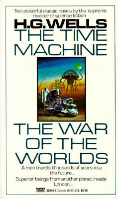 Image for Time Machine/The War of the Worlds