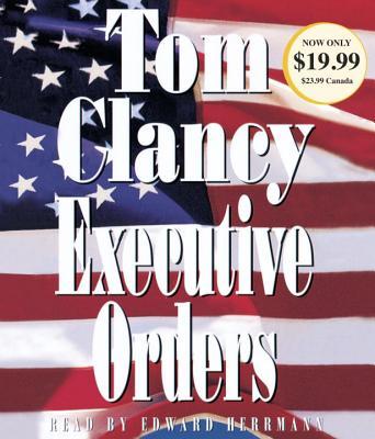 Image for Executive Orders (A Jack Ryan Novel)