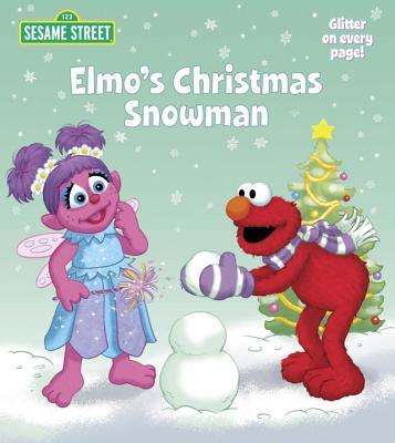 Image for Elmo's Christmas Snowman (Sesame Street)