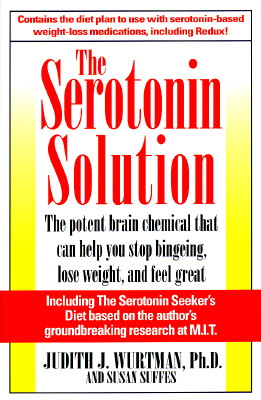Image for SEROTONIN SOLUTION POTENT BRAIN CHEMICAL THAT CAN HELP YOU STOP BINGEING