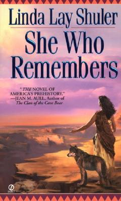 Image for She Who Remembers (Signet)