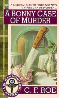 Image for A Bonny Case of Murder (Dr. Jean Montrose Mystery)