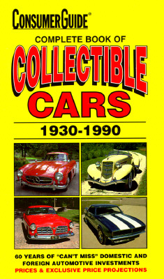 Image for Complete Book of Collectible Cars 1997