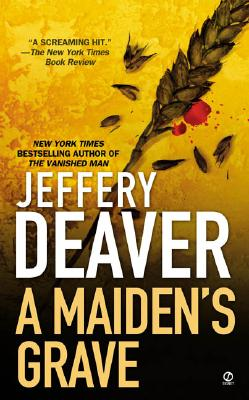 A Maiden's Grave, JEFFREY DEAVER