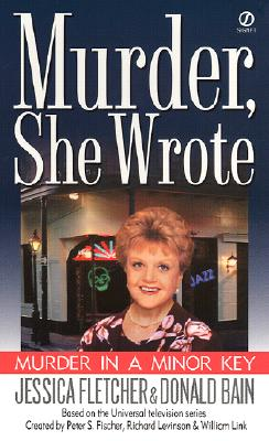Image for Murder, She Wrote: Murder in a Minor Key (Murder, She Wrote)