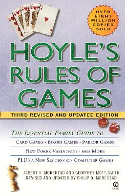 Image for Hoyle's Rules of Games: The Essential Family Guide to Card Games, Board Games, Parlor Games, New Poker Variations, and More