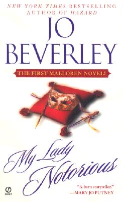 My Lady Notorious, Jo Beverley