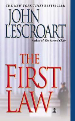 "Image for ""The First Law (Dismas Hardy, Book 8)"""