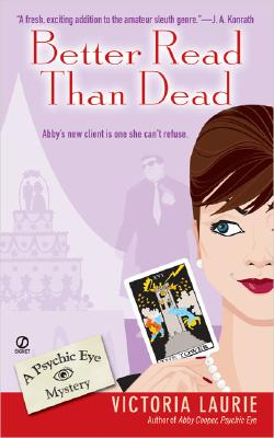 Image for Better Read Than Dead : A Psychic Eye Mystery