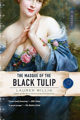 Image for The Masque of the Black Tulip (Pink Carnation)