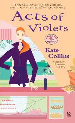 Image for Acts Of Violets: A Flower Shop Mystery (Flower Shop Mysteries)