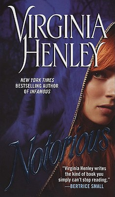 Notorious (Signet Historical Romance), Virginia Henley