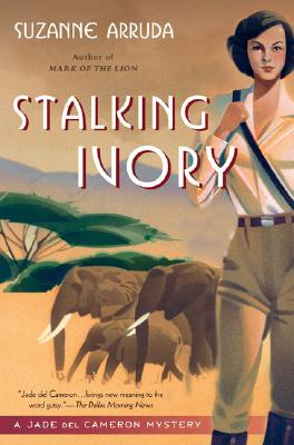 Image for STALKING IVORY JADE DEL CAMERON MYSTERY