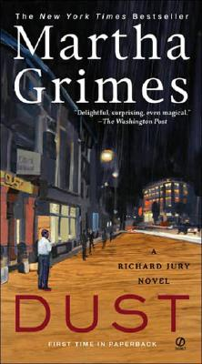 Dust: A Richard Jury Mystery, Martha Grimes