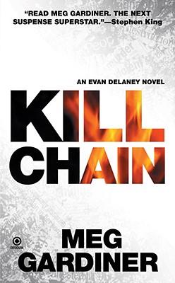 Image for Kill Chain  An Evan Delaney Novel