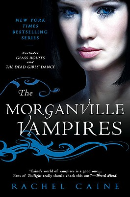 Image for The Morganville Vampires, Vol. 1 (Glass Houses / The Dead Girls' Dance)