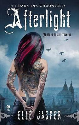 Afterlight  (The Dark Ink Chronicles), Elle Jasper